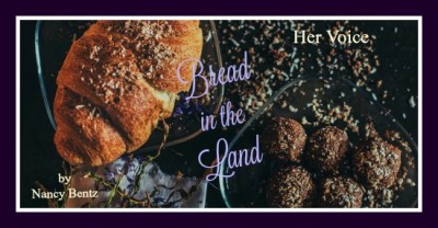 Bread in the Land III - Unsplash by Olenka Kotyk