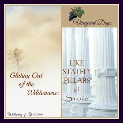 Stately Pillars PicMonkey Collage