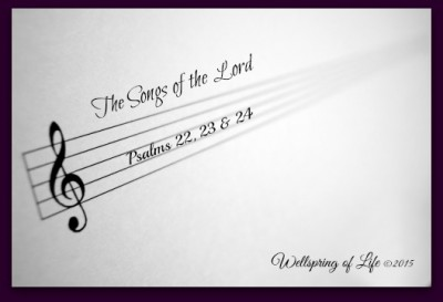 The Songs of the Lord - Intro II
