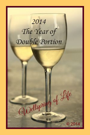 Two Wine Glasses - 2014 double portion replacement